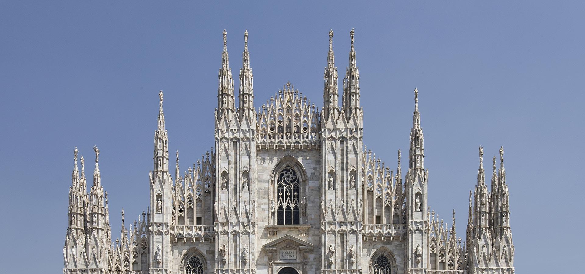 Милан, Миланский собор Дуомо Duomo di Milano