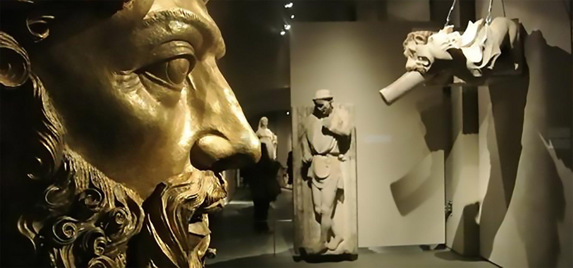 Foto di una sala del Museo del Duomo   Guide Turistiche Milano